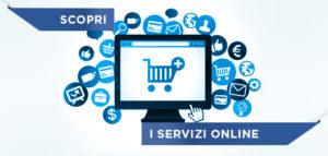 I servizi online di AZ